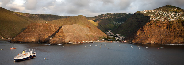 About us St Helena Panorama